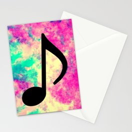 music 141 Stationery Cards