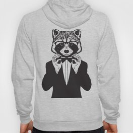 Fancy Raccoon Hoody
