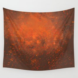 Spit Fire Wall Tapestry