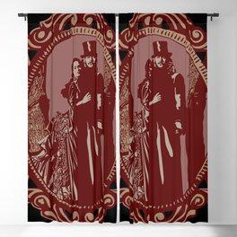 Dracula & Mina Blackout Curtain