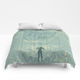 TELEPATHY Comforters
