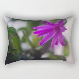 Easter Cactus Rectangular Pillow