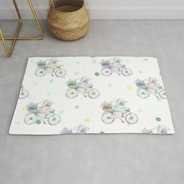 Peter Cottontail Rug