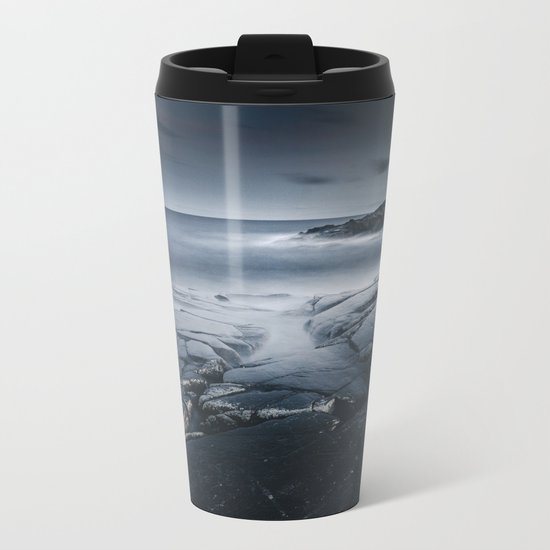 From here to eternity Metal Travel Mug