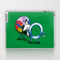 System bullies Laptop & iPad Skin