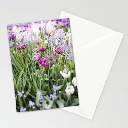 Spring Floral  //  The Botanical Series Stationery Cards