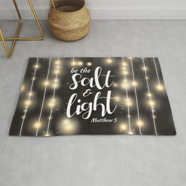 Be The Salt & Light Rug