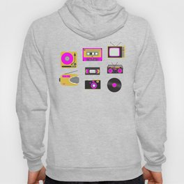 I love the 80's Hoody