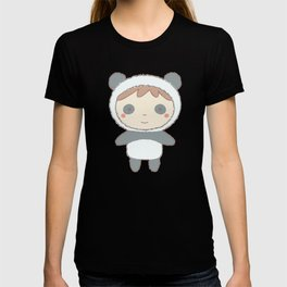 Cute Panda Kid T-shirt