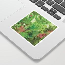 Spring Bird in a Tree Sticker