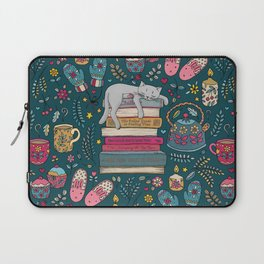How to Hygge Like a Cat Laptop Sleeve