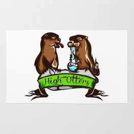 HighOtters Rug
