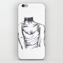 let me lonely iPhone Skin