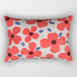 dogwood 5 Rectangular Pillow