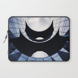 Contemporary Building Detail Laptop Sleeve