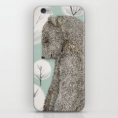 Keeper of the forest iPhone & iPod Skin