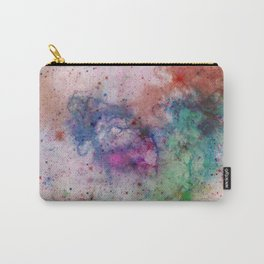 Star Gazer - Abstract, space, ink painting Carry-All Pouch