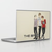 "band Laptop & iPad Skins featuring "" THE Band "" by Karu Kara"