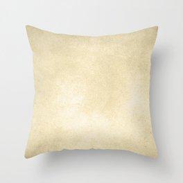 Simply Antique Linen Paper Throw Pillow