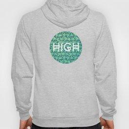 Cannabis / Hemp / 420 / Marijuana  - Pattern Hoody