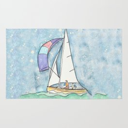 Mystic Sail Rug