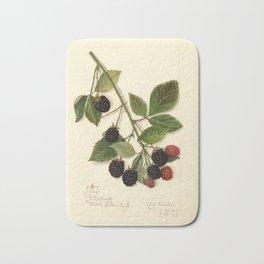 Blackberries - Joy Bath Mat