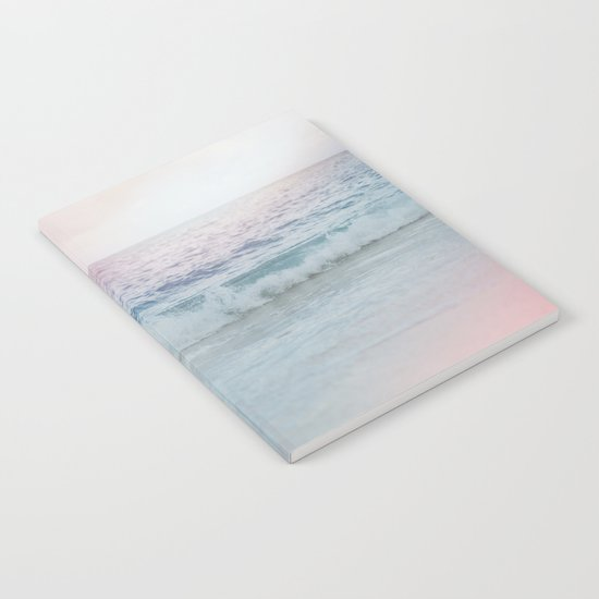 Cali Ocean Vibes Notebook