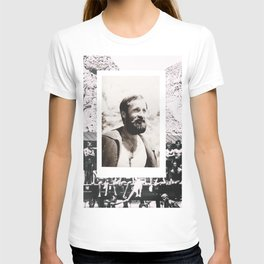Hipsters from 1970. T-shirt