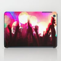 rave iPad Cases featuring rave by xp4nder
