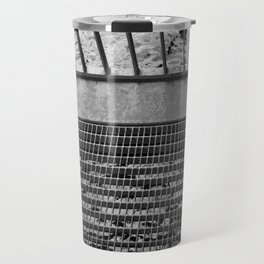 Grids Travel Mug