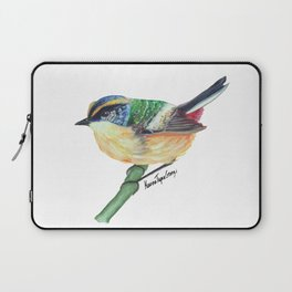 Chilean Bird - Siete Colores Laptop Sleeve