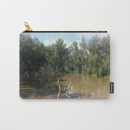 Dead trees Scuplture Carry-All Pouch