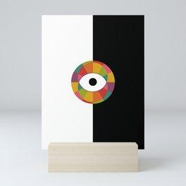 All-Seeing Eye 4 Mini Art Print