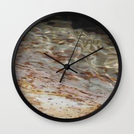 Ripples 2 Wall Clock