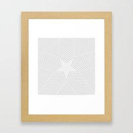 HipStar Framed Art Print