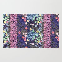 bubble Area & Throw Rugs featuring Bubble by moniquilla