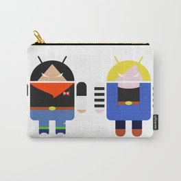 Androids 17 & 18 Carry-All Pouch