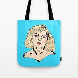 The Weeping Debbie Harry Tote Bag