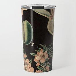 Botanical Almond Travel Mug