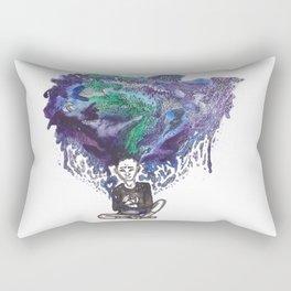 Apologies Rectangular Pillow