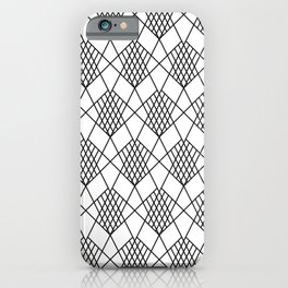 Complex Intersections iPhone Case