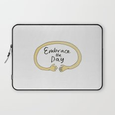 Embrace the Day! Laptop Sleeve