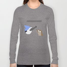 regular show Long Sleeve T-shirt