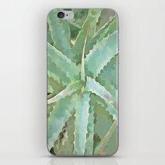 Amazing Aloe Vera iPhone & iPod Skin