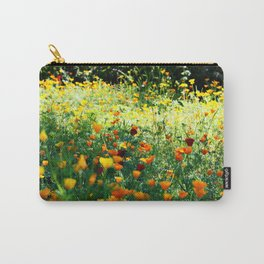 full of flower power Carry-All Pouch