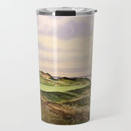 Whistling Straits Golf Course Hole 7 Travel Mug