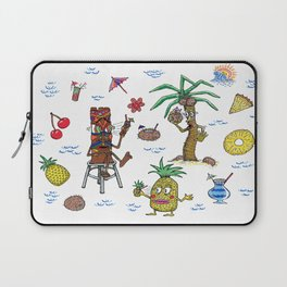 Cocktail Cannibalism Laptop Sleeve