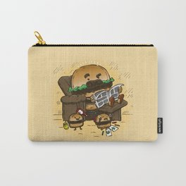 The Dad Burger Carry-All Pouch