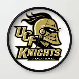 UCF KNIGHTS FOOTBALL NATIONAL CHAMPIONS Wall Clock