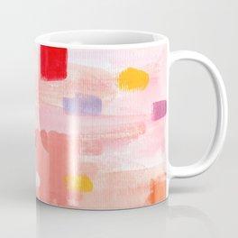 Put Sorrows In A Jar - abstract modern art minimal painting nursery Coffee Mug